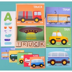 SPELLING PUZZLE-TRANSPORTATION